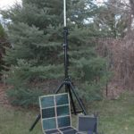 Tactical Repeater / tripod / solar (desert camo)