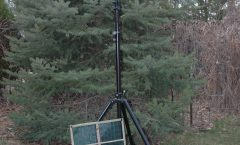 Tactical Repeater / tripod / solar (desert camo)